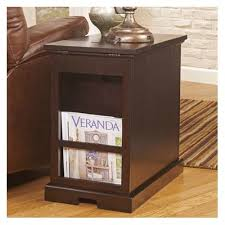 Power Chairside End Table Three Posts Suffield End Table With Storage U0026 Reviews Wayfair