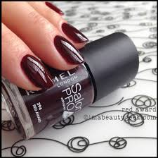 best fall nail color for it u0027s price point 2 47 at wal mart red