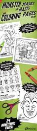 Halloween Coloring Pages Games by 91 Best Halloween Images On Pinterest Masks Kids Halloween