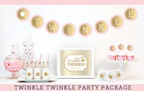 lil baby shower decorations twinkle twinkle baby shower decorations twinkle