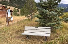 bench and picnic table plaques big sky community organization