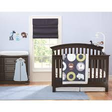 Nursery Bedding Sets For Boys by Just Born Boys Zoo Crew 6 Piece Crib Bedding Set Just Born