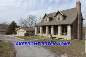 homes for sale on table rock lake arkansas view from arkansas missouri border looking downstream into