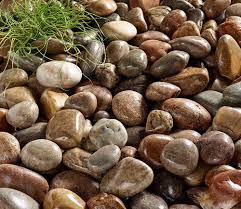 decorative pebbles and cobbles large cobbles bulk bag