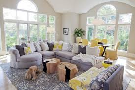 Chair In Living Room 11 Most Stunning Grey And Yellow Living Room Ideas To Try This