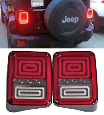 ebay jeep wrangler accessories details about led reversing brake light rear fog l led