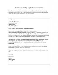 download writing a cover letter for a scholarship