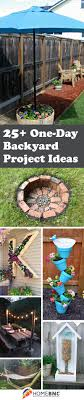 Backyard Gift Ideas 25 Awesome One Day Backyard Project Ideas To Spruce Up Your