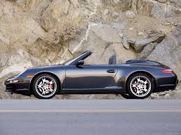 porsche 911 dark green 2007 black porsche 911 carrera 4s cabriolet wallpapers