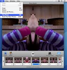 How Much Is A Photo Booth Photo Booth And Flipped Images Macworld