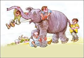 Blind Men And The Elephant Poem The Blind Man And Elephant Best Elephant 2017