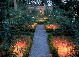 Outdoor Walkway Lights by Trees Gardens And Paths Outdoor Lighting Perspectives Of