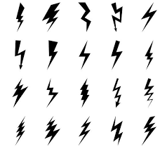 best 25 lightning bolt tattoo ideas on pinterest zeus lightning