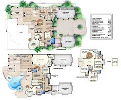 House Plans With Finished Basements Luxury Tuscan House Plan This Luxury Tuscan House Plan With