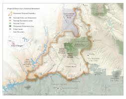 Eden Utah Map by Dear President Obama Designate Bears Ears A National Monument