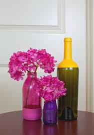 make beautiful two toned tinted glass decor