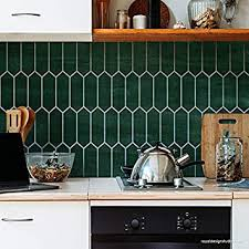 white kitchen cabinets with hexagon backsplash hexagon subway tile stencil for painting kitchen