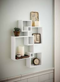 Unique Wall Shelves That Make Storage Look Beautiful - Wall hanging shelves design