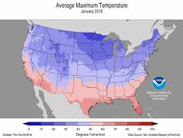 temperature map usa january climate prediction center monitoring and data united states one