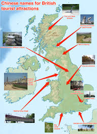 Maps Of England by Map Of England Tourist Attractions London Map