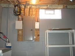 Spray Insulation For Basement Walls Spray Foam Insulation Service Alliance Restoration Lake In The