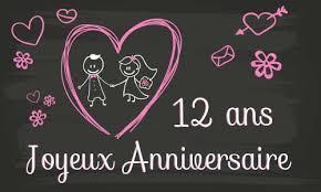 12 ans de mariage anniversaire de mariage 12 ans idées cadeaux