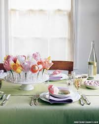 Easy Easter Decorations To Make At Home by Last Minute Easter Ideas Martha Stewart
