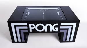 playable pong coffee table dudeiwantthat com