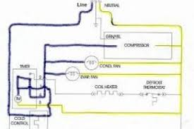precision defrost timer wiring diagram defrost timer thermostat