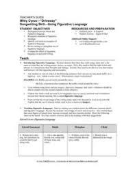 simile metaphor lesson plans u0026 worksheets reviewed by teachers