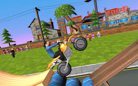 motocross bike games dirt bike cartoon trial android apps on google play