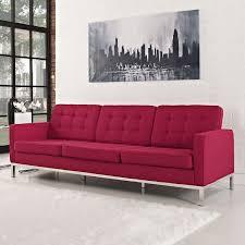 Knoll Sofa Replica by Sofa Florence Knoll Style Sofa Inspirational Home Decorating