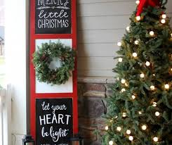 Christmas Porch Decorations Pinterest by 35 Stunning Christmas Porch Decor Ideas You U0027ll So Copy This Year