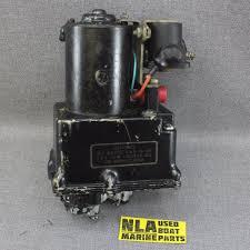 mercruiser pre alpha one mr power trim tilt pump motor reservoir