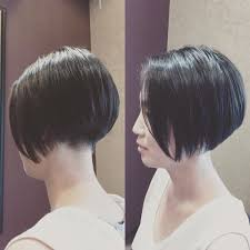Bob Frisuren Gro゚e Nase by Images About 刈り上げボブ Tag On Instagram Back View Assym Bobs
