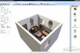 home designer pro blue sketch