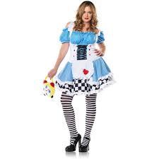 halloween costumes plus size alice in wonderland halloween costume masquerade express alice in