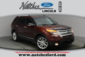natchez ford used 2015 ford explorer for sale natchez ms