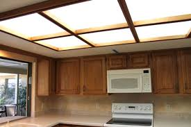 Kitchen Drop Ceiling Lighting The Great Kitchen Remodel In The Beginning Live Pretty