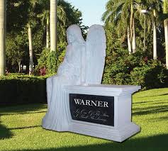 cremation benches and marble benches