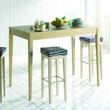fabriquer une table haute de cuisine elégant table de cuisine haute luxe table de bar bois cuisine chaise