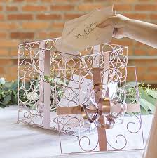 wedding gift card holder 42 awesome wedding gift card box wedding idea