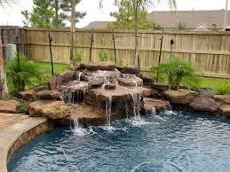 best 25 pool waterfall ideas on pinterest swimming pool