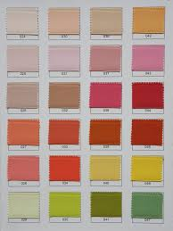 Shades Of Red Color Chart by Custom Color Chart For All Types Of Silk Cloud Hunter