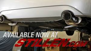 nissan sentra exhaust system 2008 2014 nissan altima exhaust a difference you can hear