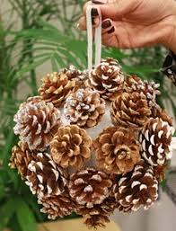 Decorating Pine Cones With Glitter 544 Best Pinecones Acorns Images On Pinterest Pine Cone Crafts