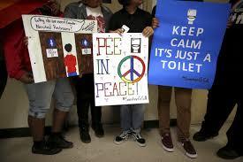 Gender Neutral Bathrooms In Schools - explainer why transgender students need u0027safe u0027 bathrooms