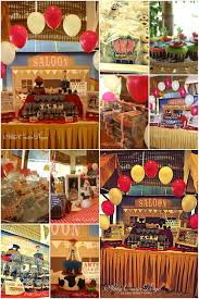 wild wild west birthday party its more than just a party