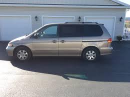 2003 honda odyssey minivan 2003 honda odyssey minivan 4d