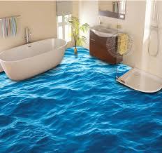 bathroom flooring amazing waterproof bathroom floor home